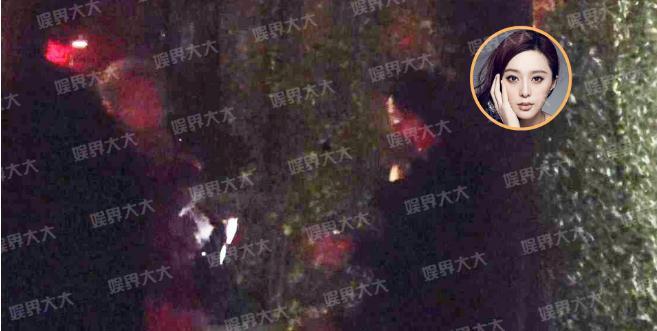Nóng: Lộ ảnh Phạm Băng Băng ôm người đàn ông lạ mặt lúc nửa đêm-3