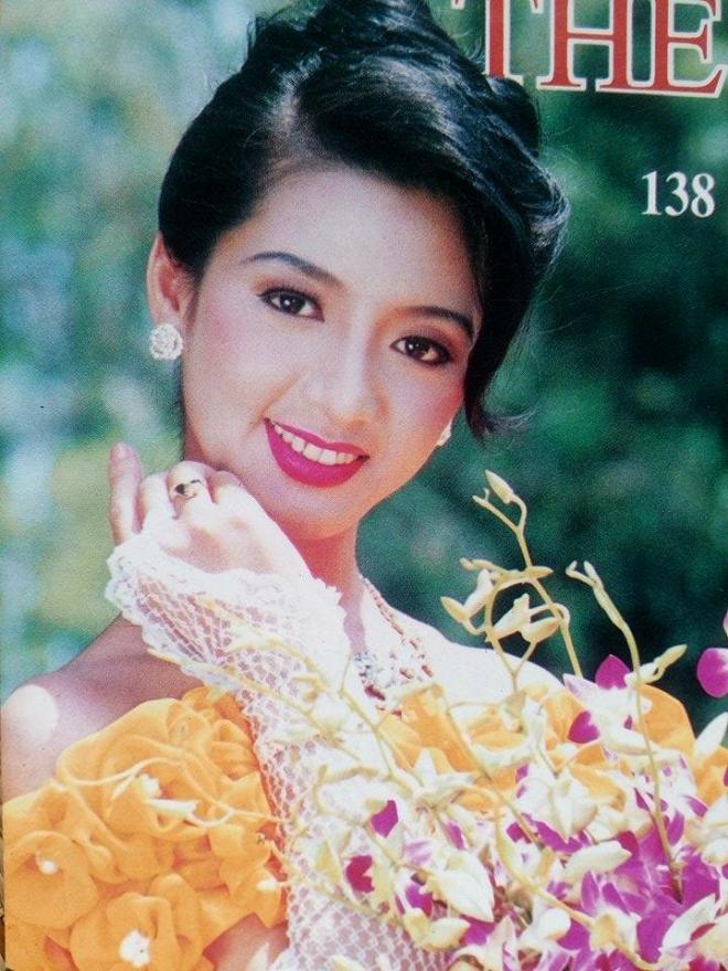 2 Hoa hậu Điện ảnh sắc nước hương trời một thời: Thanh xuân sôi nổi, lấy chồng xong sống đời ẩn dật tránh thị phi-2