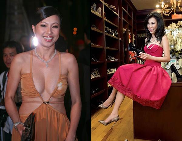 2 Hoa hậu Điện ảnh sắc nước hương trời một thời: Thanh xuân sôi nổi, lấy chồng xong sống đời ẩn dật tránh thị phi-11