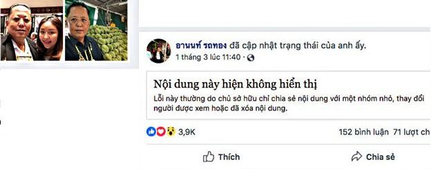 Chủ vựa sầu riêng Thái Lan hủy kế hoạch chi 7 tỷ đồng kén rể, nói mình sắp chết vì điện thoại liên tục reo-1