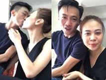 Đàm Thu Trang đáp trả gay gắt khi chồng bị mỉa mai