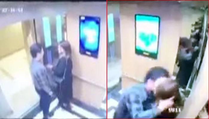 Nữ sinh bị cưỡng hôn trong thang máy: Nghĩ đến hắn mà em rùng mình-1
