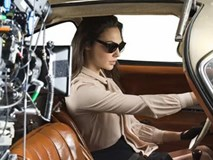 Những nữ minh tinh sở hữu xe hơi