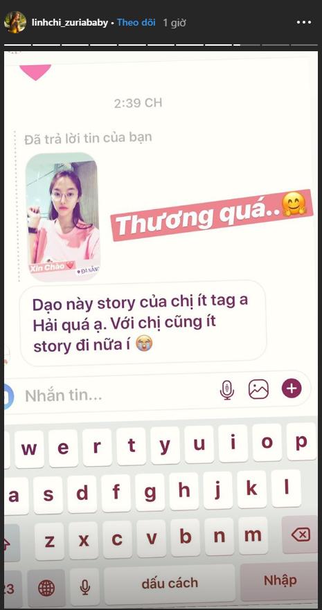 Khóa Facebook, hạn chế đăng Instagram nhưng Linh Chi vẫn cố khoe điều này sau những lùm xùm với Lý Phương Châu-6