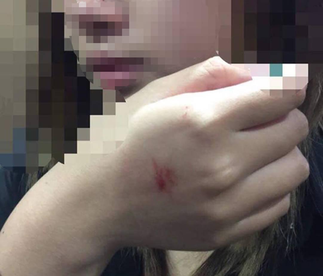 Người đàn ông cưỡng hôn nữ sinh trong thang máy đã trình diện-1