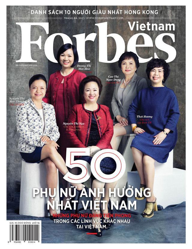 Người đàn bà thép chia sẻ bí quyết trở thành 1 trong 50 phụ nữ ảnh hưởng nhất Việt Nam-2