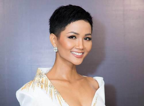 Dù là Hoa hậu đẹp nhất thế giới, HHen Niê cũng từng đầu hàng với những kiểu tóc này-1