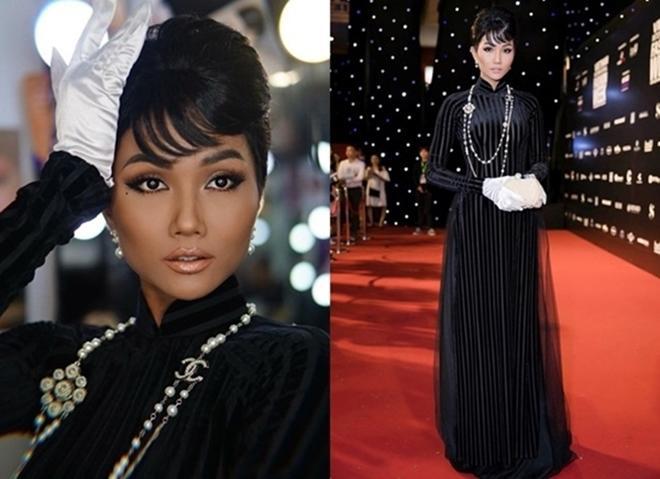 Dù là Hoa hậu đẹp nhất thế giới, HHen Niê cũng từng đầu hàng với những kiểu tóc này-5