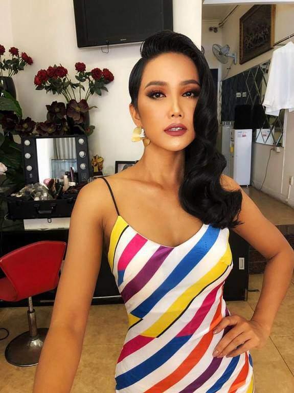 Dù là Hoa hậu đẹp nhất thế giới, HHen Niê cũng từng đầu hàng với những kiểu tóc này-6