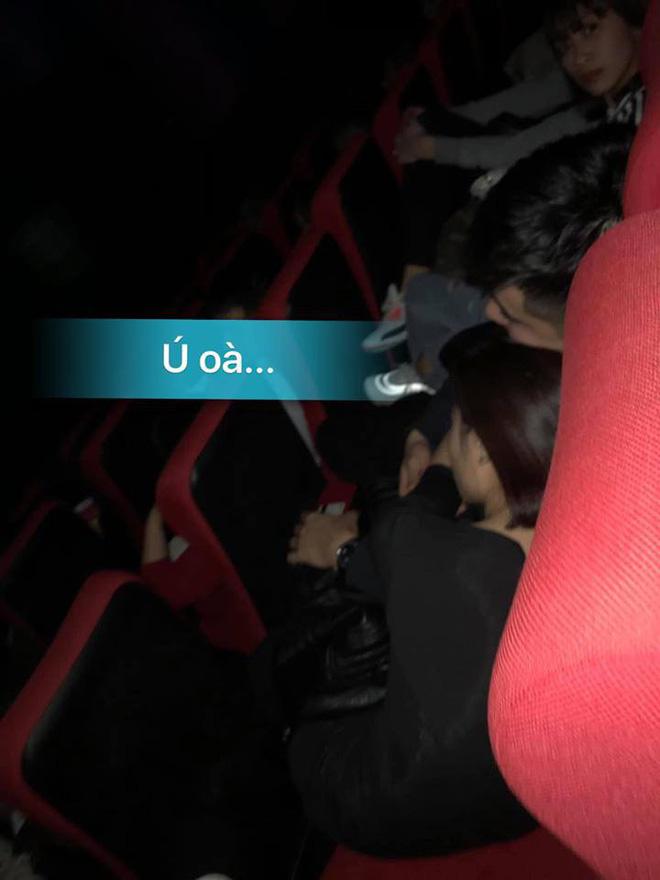 Bắt quả tang chồng và bồ trong rạp chiếu phim, vợ điếng người bởi câu nói của tình địch-1