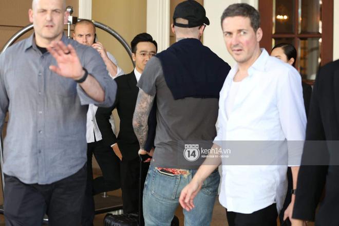 David Beckham tức tốc rời khỏi Việt Nam sau chuyến thăm vỏn vẹn 24 giờ-2