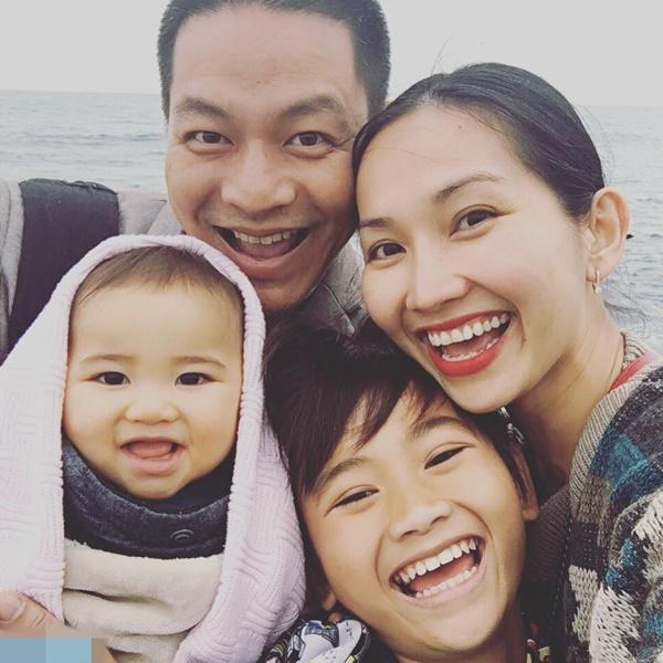 4 mỹ nhân Việt bị tình cũ phụ bạc, giờ được bù đắp bằng người chồng yêu thương hết mực-12