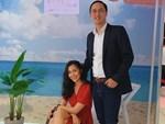 Con gái Tăng Thanh Hà lộ mặt trong clip chơi đùa cùng mẹ, nói Tiếng Anh cực dễ thương-4