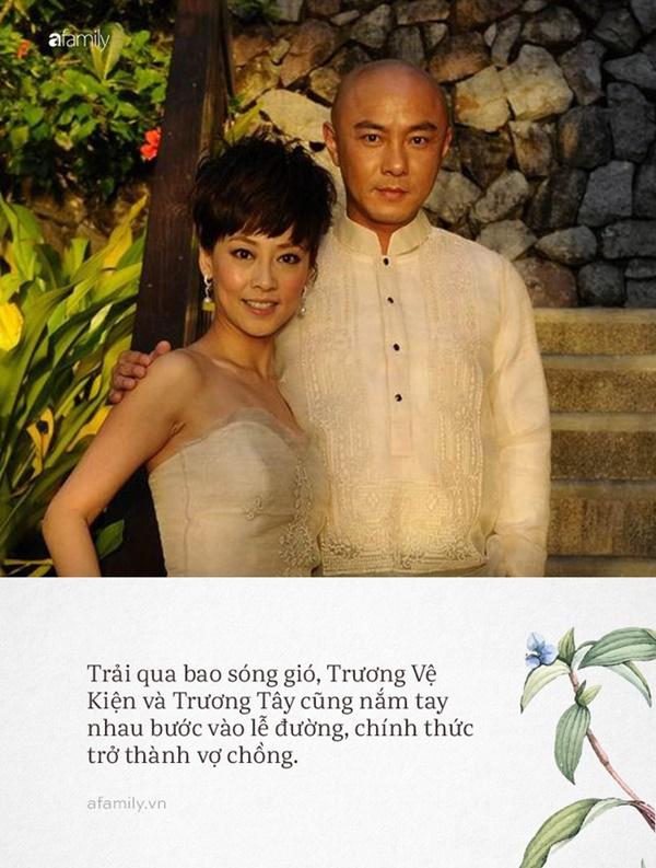 Trương Vệ Kiện và Tuyên Huyên: Tình yêu không vượt qua lòng tự trọng của đàn ông, chàng hạnh phúc bước tiếp, nàng cô đơn lẻ bóng tuổi xế chiều-6