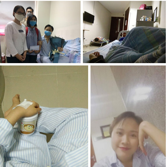 Nữ sinh Ngoại Thương 22 tuổi chiến thắng ung thư máu và hành trình thoát khỏi lưỡi hái tử thần sau 6 tháng điều trị-2