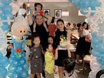 Phạm Quỳnh Anh bất ngờ tái hợp chồng cũ, cười tươi bên 2 con