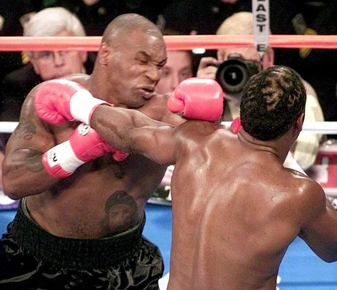 2300 tỷ đồng để Mike Tyson thượng đài: Kình địch buông lời khó nghe-1
