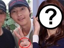 Ảnh Song Joong Ki đeo nhẫn cưới là ảnh cũ,