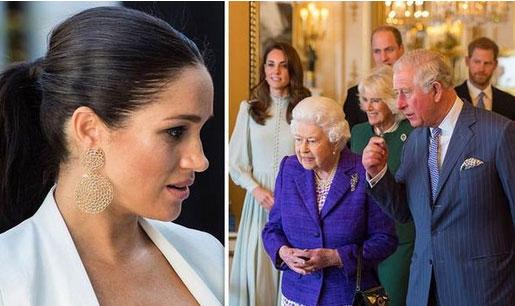 """Meghan đang phá hủy"""" Hoàng gia Anh, khiến công chúng mất niềm tin và khó có thể trở thành bạn tốt với chị dâu Kate vì lý do này-1"""