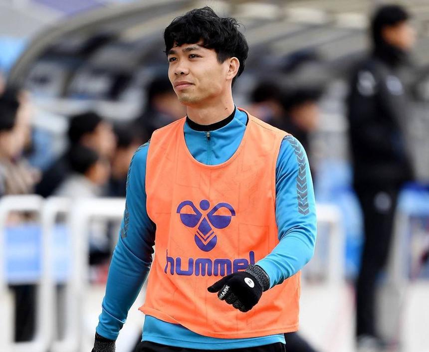 Công Phượng ở Incheon như Son Heung-min đến Tottenham-1