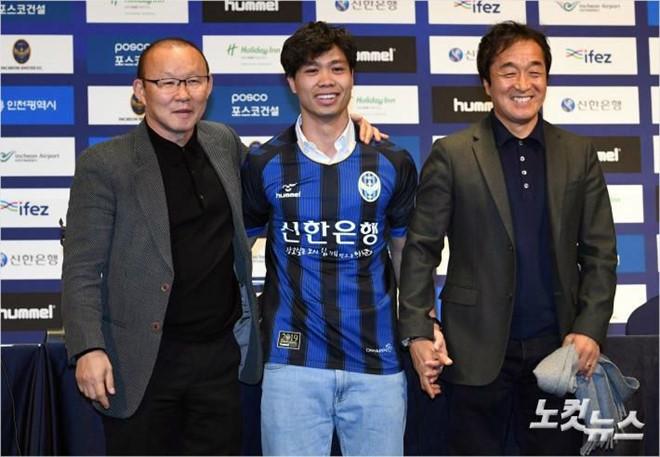 Công Phượng ở Incheon như Son Heung-min đến Tottenham-2