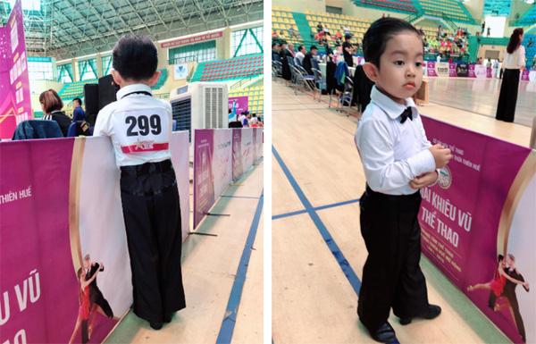 Không muốn con trai theo nghệ thuật nhưng nhìn hành động này của bé Kubi, Khánh Thi - Phan Hiển lại phải đau đầu rồi đây-3