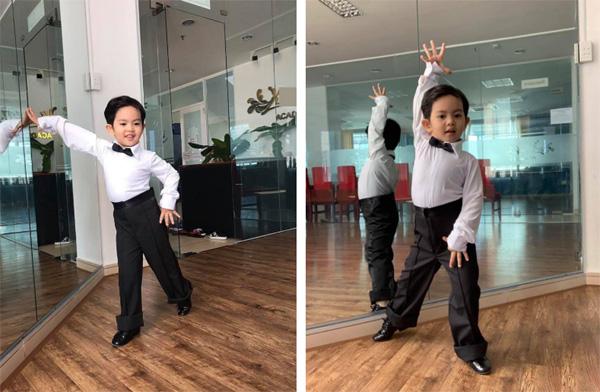 Không muốn con trai theo nghệ thuật nhưng nhìn hành động này của bé Kubi, Khánh Thi - Phan Hiển lại phải đau đầu rồi đây-4