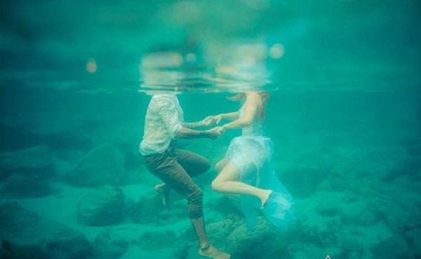 Yêu dưới nước, lợi hay hại?-1