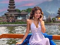 Khoe đường cong nóng bỏng ở thiên đường Bali, Phương Trinh Jolie khiến ai cũng xao xuyến