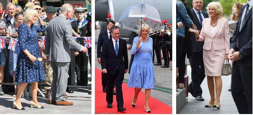 """Nữ công tước Camilla: Người phụ nữ giản dị nhất Hoàng gia Anh hay tình địch thế kỷ"""" chẳng ngại thách thức dư luận qua thời trang?-1"""