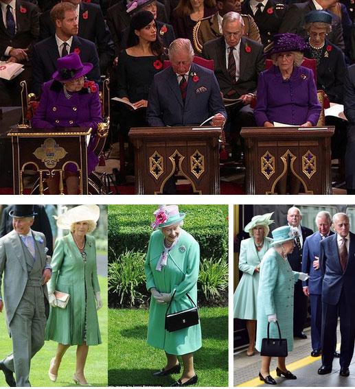 """Nữ công tước Camilla: Người phụ nữ giản dị nhất Hoàng gia Anh hay tình địch thế kỷ"""" chẳng ngại thách thức dư luận qua thời trang?-4"""