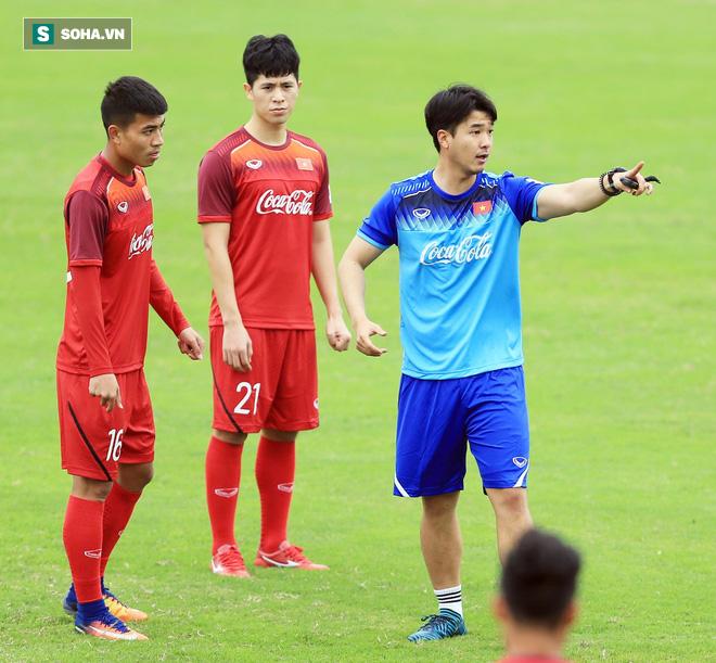 U23 Việt Nam mất Đình Trọng ở vòng loại U23 châu Á 2020?-2