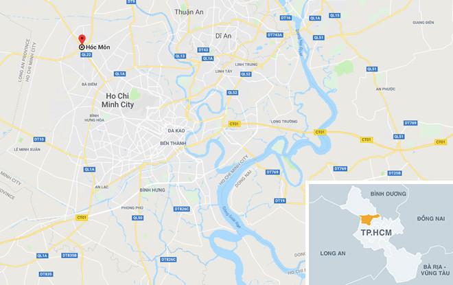 Kẻ thảm sát 3 người thân ở Sài Gòn nghi chém chết 1 phụ nữ ở Long An-5