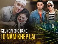 Seungri (BIG BANG): Từ idol hàng đầu Hàn Quốc, bạn thân của thiếu gia Việt Nam đến nghi phạm môi giới mại dâm, trốn thuế