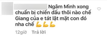 Khoe bạo với ảnh bán nude trong bồn tắm, Hoa hậu Hương Giang lại bị hỏi: Chuẩn bị đi đánh ghen à?-3