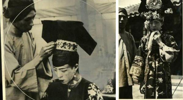 Ảnh hiếm về cách tổ chức hôn lễ của một gia đình quý tộc Trung Quốc thời nhà Thanh-2
