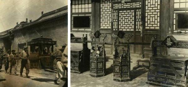 Ảnh hiếm về cách tổ chức hôn lễ của một gia đình quý tộc Trung Quốc thời nhà Thanh-3