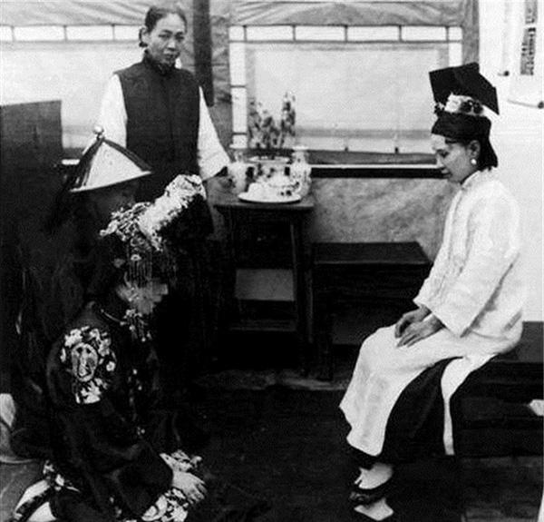Ảnh hiếm về cách tổ chức hôn lễ của một gia đình quý tộc Trung Quốc thời nhà Thanh-4