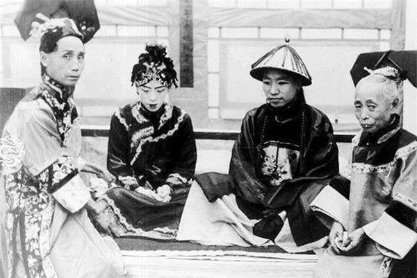 Ảnh hiếm về cách tổ chức hôn lễ của một gia đình quý tộc Trung Quốc thời nhà Thanh-6