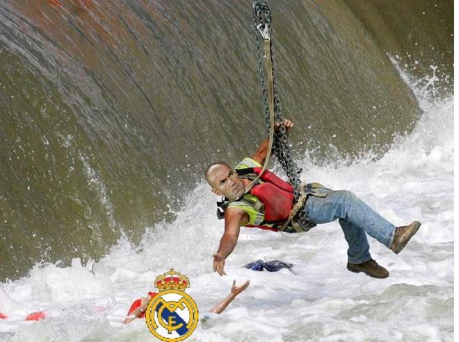 Ảnh chế hài hước nhân ngày Zidane - ông vua danh hiệu thế giới trở lại dẫn dắt Real Madrid-2