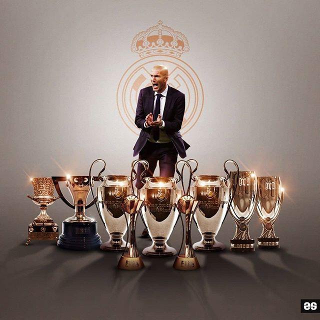 Ảnh chế hài hước nhân ngày Zidane - ông vua danh hiệu thế giới trở lại dẫn dắt Real Madrid-7