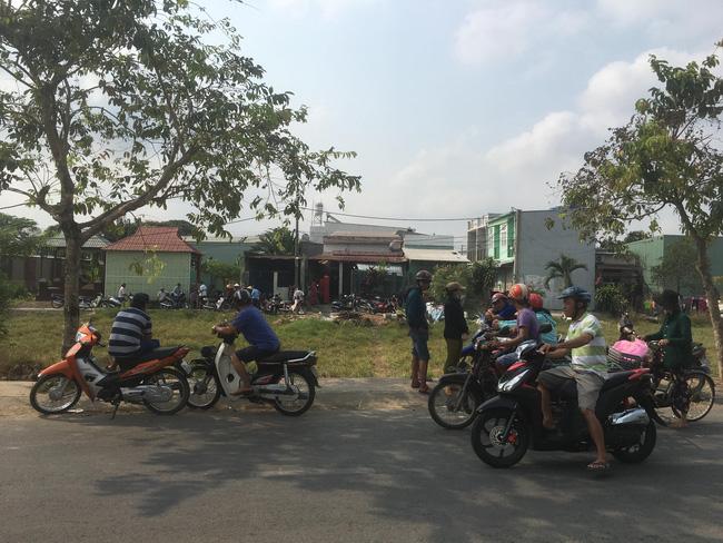 Lời kể của nhân chứng vụ con trai nghi phê ma túy chém chết bố mẹ ruột và bà nội ở Sài Gòn-3