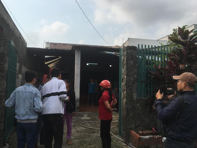 Lời kể của nhân chứng vụ con trai nghi phê ma túy chém chết bố mẹ ruột và bà nội ở Sài Gòn-4