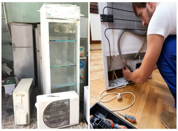 Mua tủ lạnh cũ và hàng loạt rủi ro dễ gây cháy nổ nên biết để tránh-1