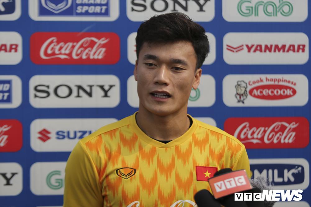 Bùi Tiến Dũng: Đá với Thái Lan, U23 Việt Nam không biết đến từ sợ-1