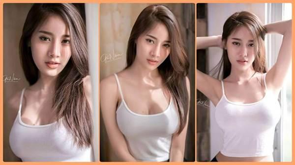 Vẻ sexy chết người của 'nữ thần nội y' Thái Lan-2