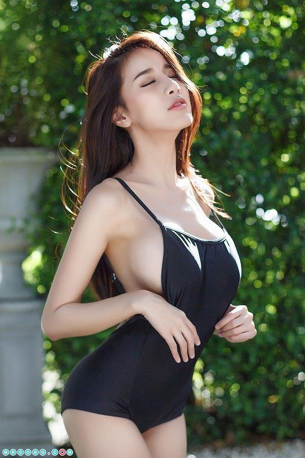 Vẻ sexy chết người của 'nữ thần nội y' Thái Lan-4