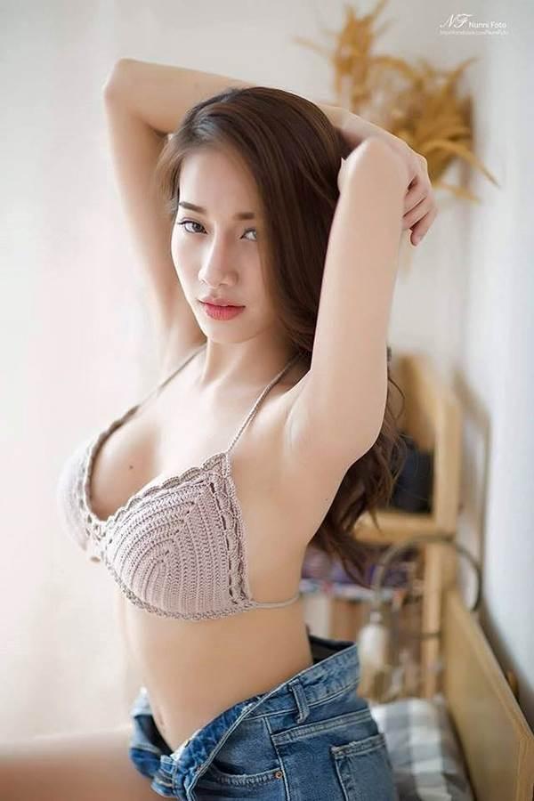 Vẻ sexy chết người của 'nữ thần nội y' Thái Lan-5