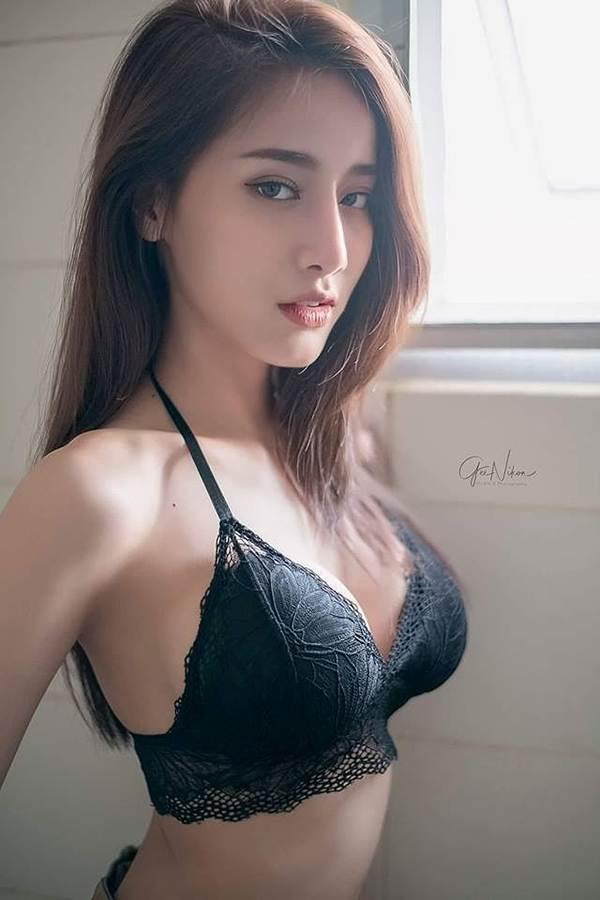 Vẻ sexy chết người của 'nữ thần nội y' Thái Lan-6