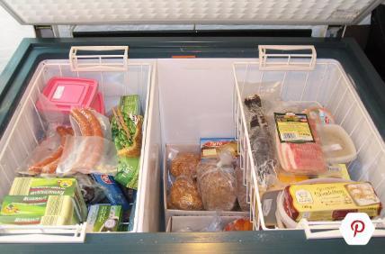Cách trữ đông thực phẩm an toàn: không bị mốc, hỏng-1